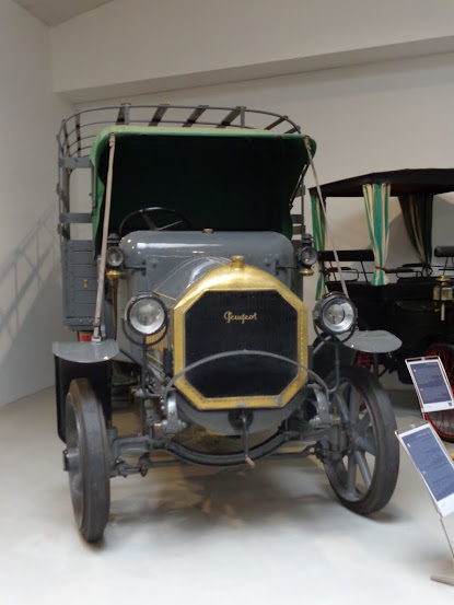 Musée de l'aventure Peugeot à Sochaux DSC01256