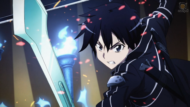 Sword Art Online Episode 9 Screenshot 1