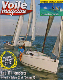 J/111 speedster sailboat- Voile sailing review