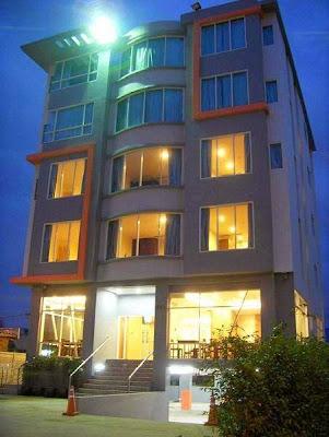 โรงแรม 24 แอทโฮม / 24@HOME HOTEL