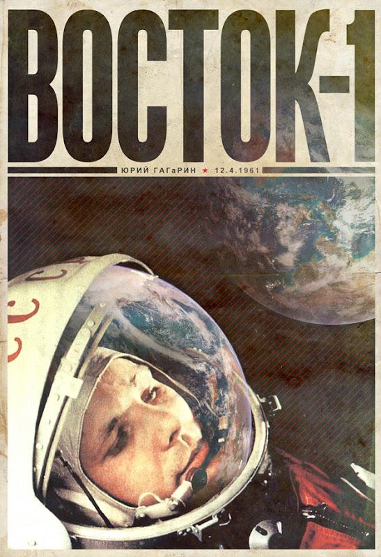 Vostok 1 by Justin Van Genderen