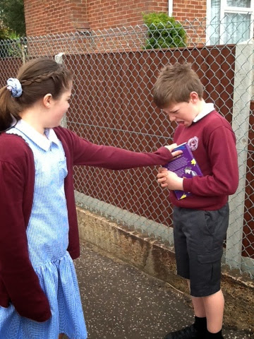 Bressingham Class 4 Blog Text Based Unit There 39 S A Boy In The Girls 39 Bathroom