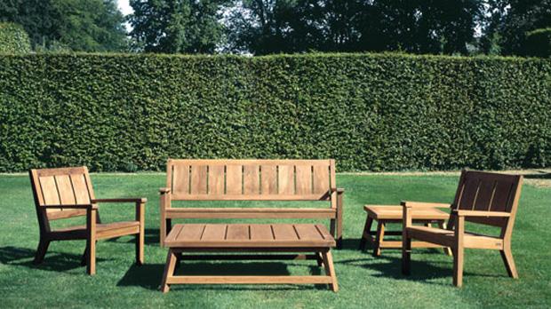 La vida simple con nereyda castillo para limpiar la for Muebles de jardin modernos