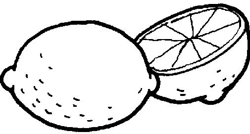 Dibujos de alimentos salados para colorear - Imagui