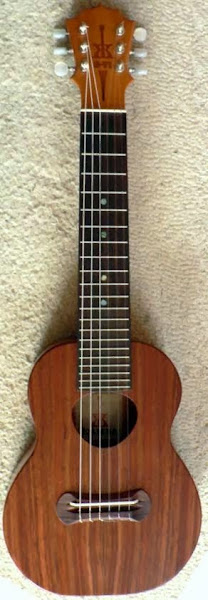 KoAloha Guitarlele at Lardys Ukulele Database