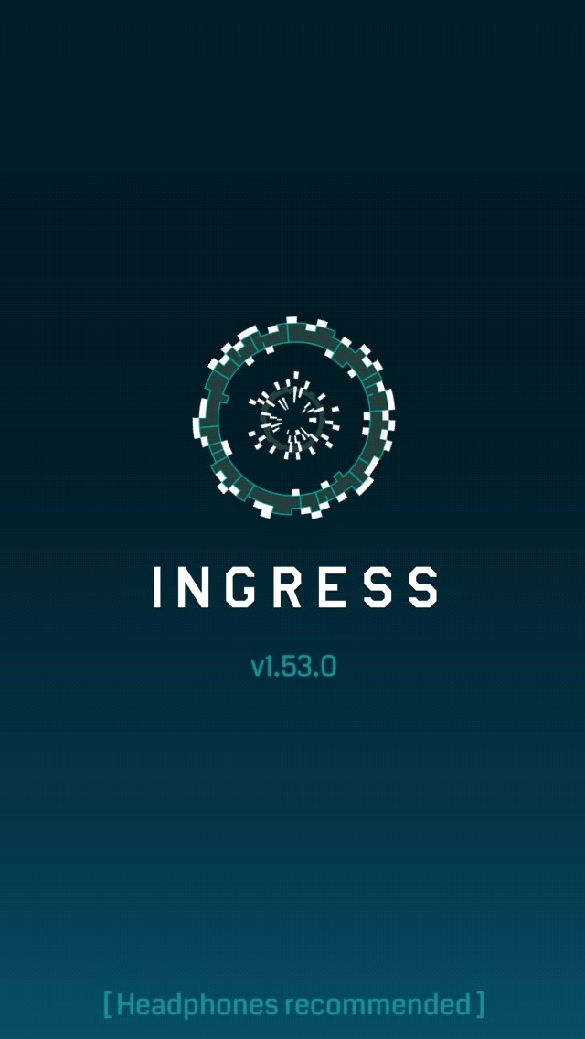 Ingress- Google's popular location-based augmented reality game now comes to iOS!