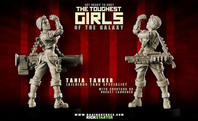 Tania Jailbird