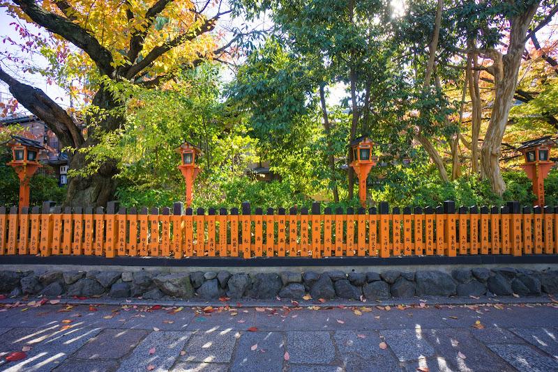 京都 祇園 白川南通 写真3