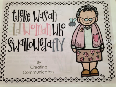 http://www.teacherspayteachers.com/Product/The-Old-Lady-Who-Swallowed-a-Fly-Lliteracy-Plan-1458024
