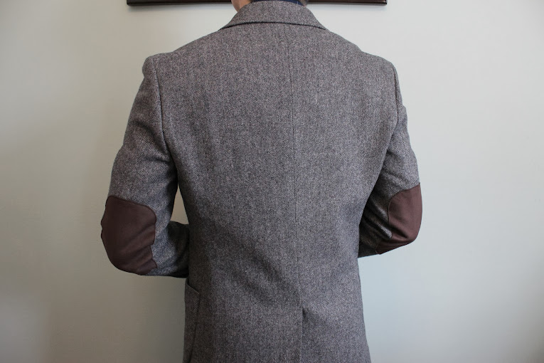 Back of the Cycle Chic Jacket