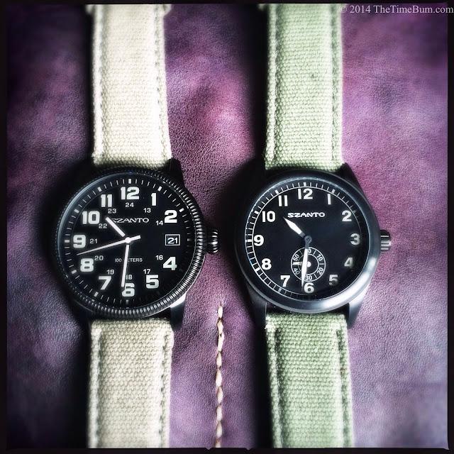 Szanto 1103 and 1002