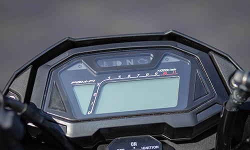 Honda Sonic 150R Đồng Hồ