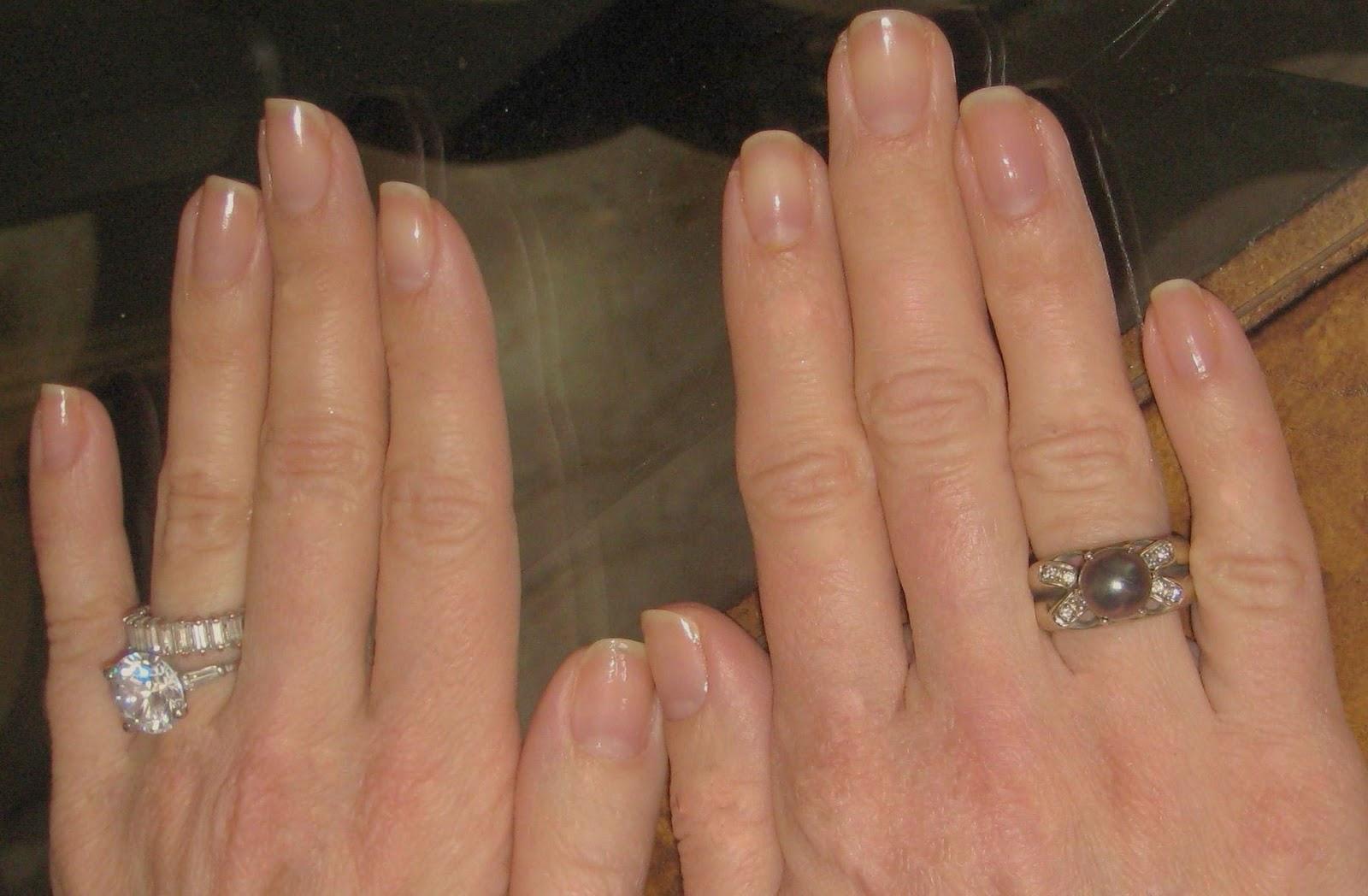 Makeoverslife: The \'Jennifer manicure\'-no nail polish; still lovely ...
