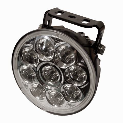 LED POWER Fernlicht