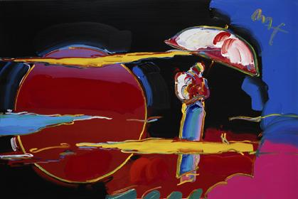 Park West Gallery Fine Art Collection, Peter Max