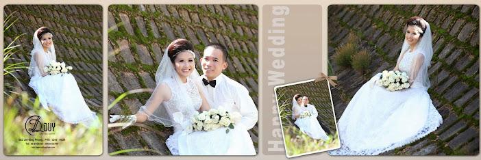Đà Lạt nơi chụp hình cưới ngoại cảnh lý tưởng cho các đôi uyên ương