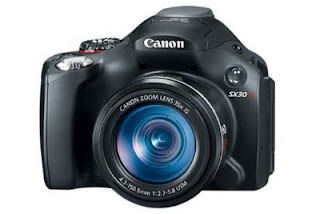 Canon SX30IS