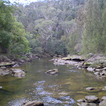 Middle Harbour Creek crossing (22668)