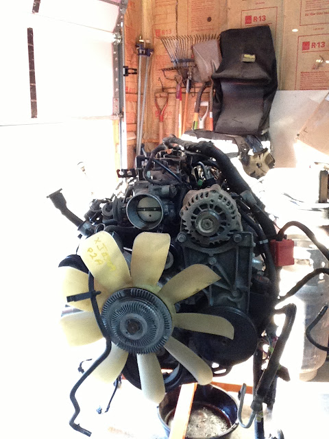 2001 xtreme v8 build and swap s 10 forum i tried to an lq9 for quite a while but was unsuccessful so i decided to go a low mileage 5 3l engine was a complete drop out wiring harness