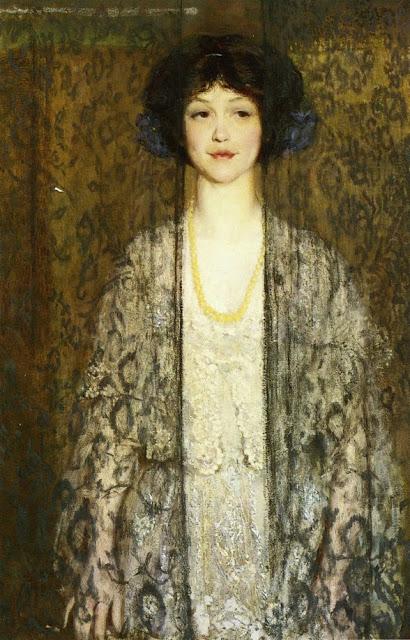 Philip Leslie Hale - La donna