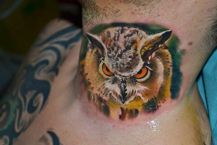 ba3c4db37dd3b 50 Best Owl Tattoo Designs And Ideas