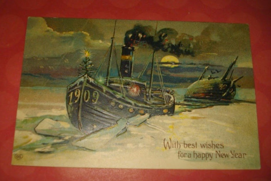 Power Boating Christmas Cards. 3d Gif Animations. Ramsgate Small ...