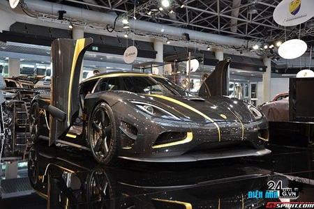 Những xe khủng tại triển lãm dành cho đại gia - DIENANH24G Những xe khủng tại triển lãm dành cho đại gia