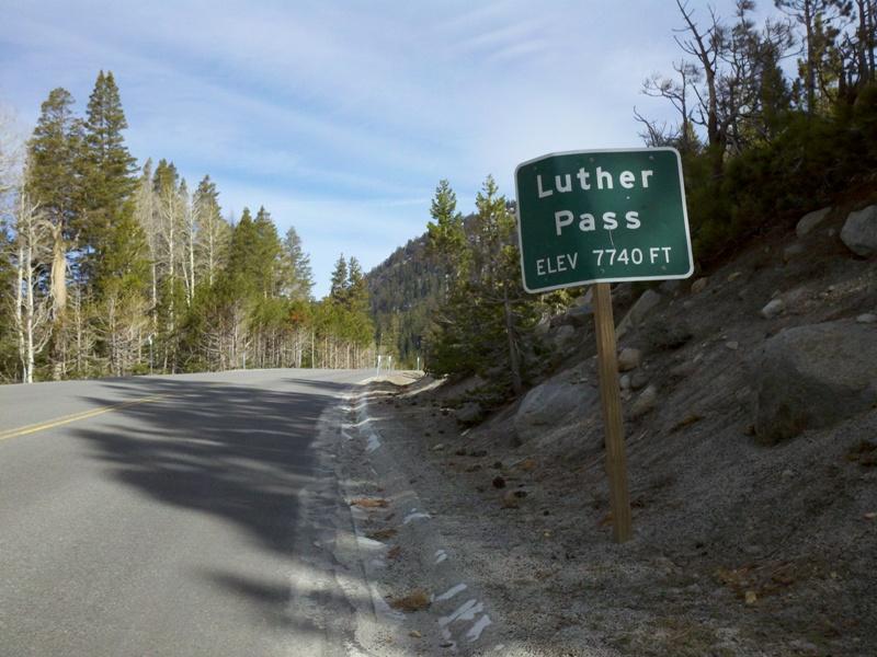 Alta Alpina Challenge • Luther Pass