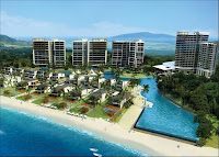 Phuphatara Residence and Marriott Hotel and Spa development