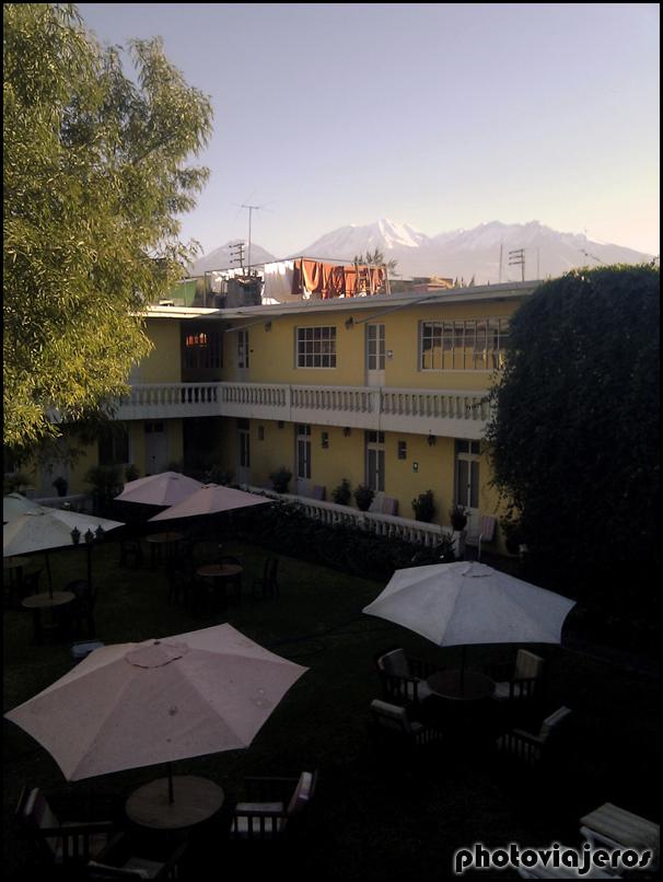 Casa de Avila Arequipa