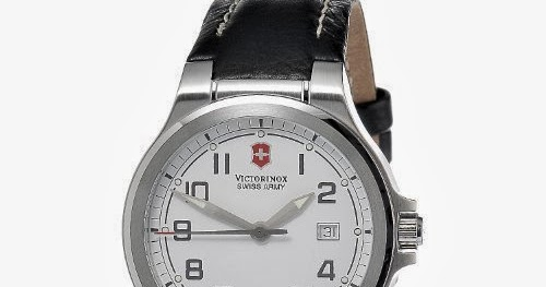 02713aa6d14 best watch for physical therapists  Victorinox Swiss Army Men s  VICT241266.CB Class Analog Stainless Steel Watch
