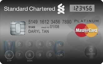 Mastercard lanza la tarjeta bancaria segura Display Card