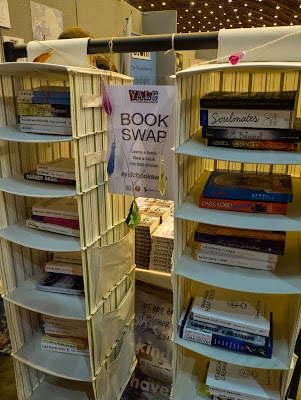Book Swap at London YA Lit Con (YALC)