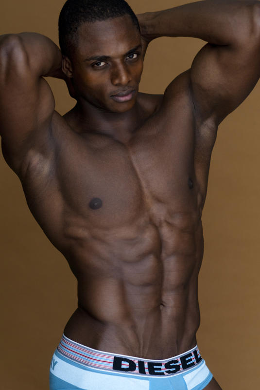 naked Alvin ailey