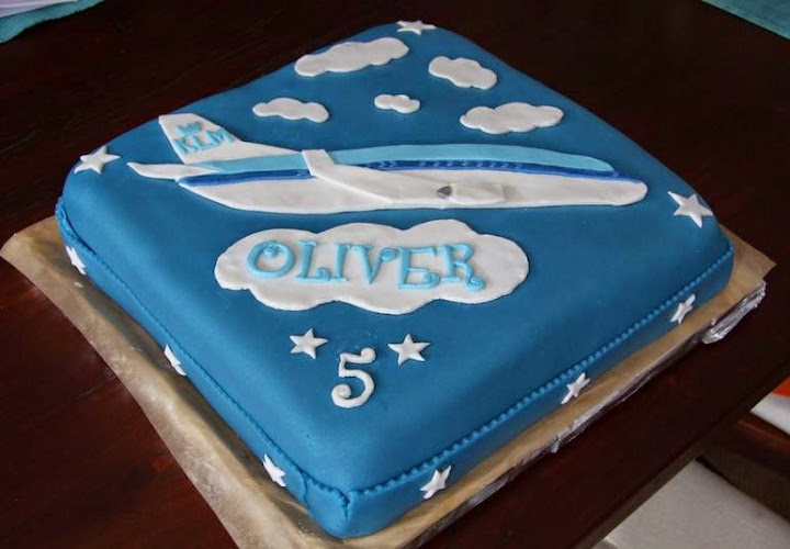 Cake Decorating Airplane Design Prezup for