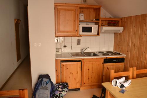 Appartement Marmottes Saint Jean d'Arves