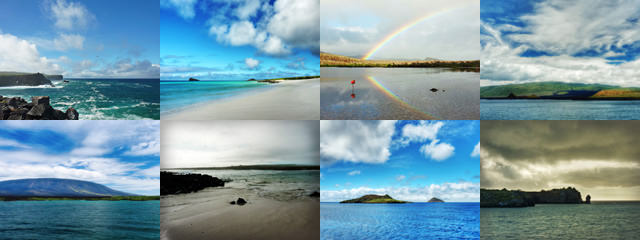 Galapagos Scenery wallpapers