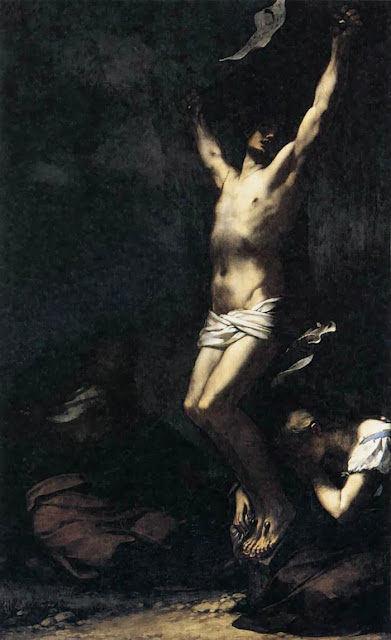 Pierre-Paul Prud'hon - Christ on the Cross