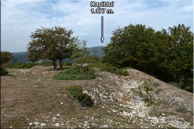 Kapildui visto desde San Kristobal