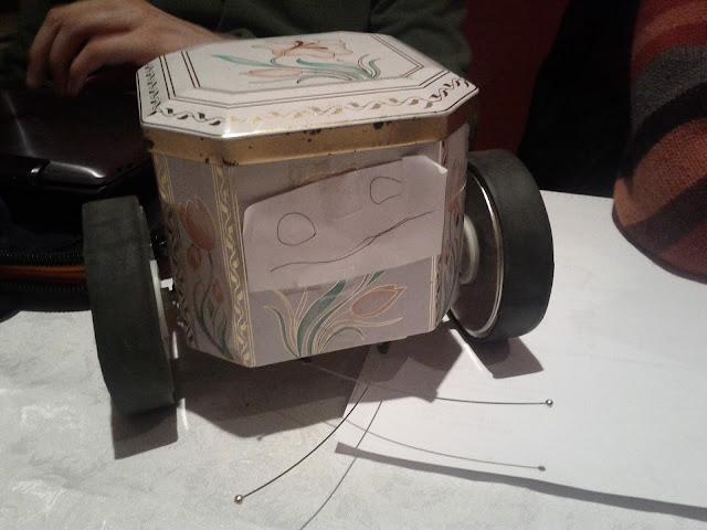 Harald's Keksdosenroboter