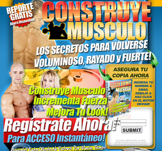 Squeeze Page | Muscle