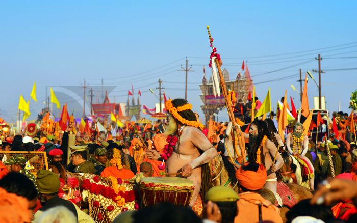 Naga Procession