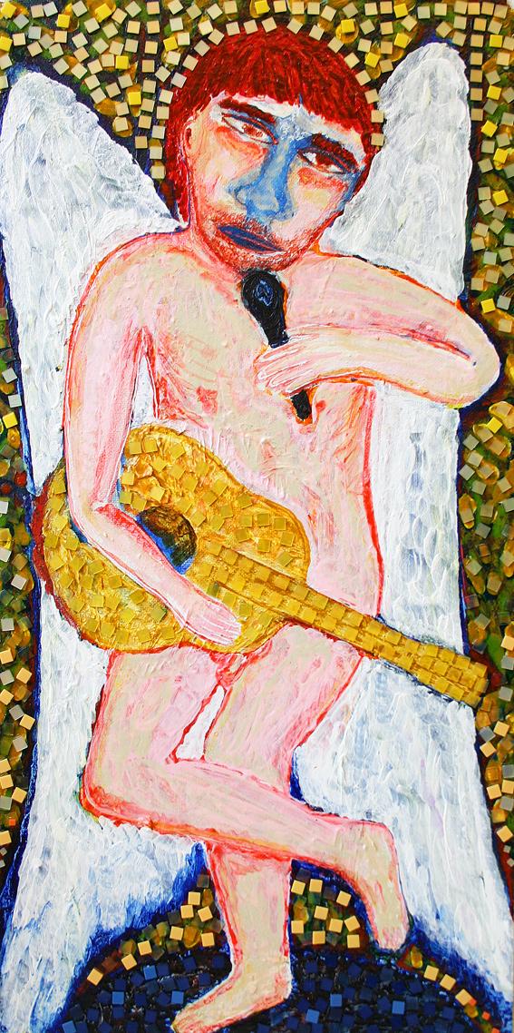 the artist is always naked ~ frank waaldijk