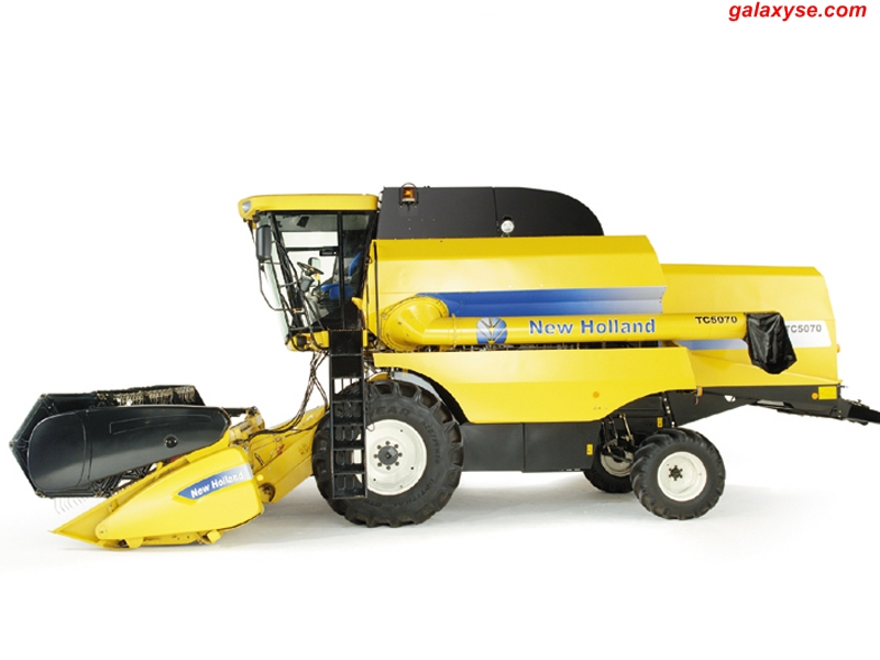 NEW HOLLAND TC 5070 BİÇERDÖVER
