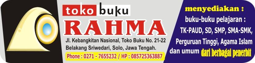TOKO BUKU RAHMA 2