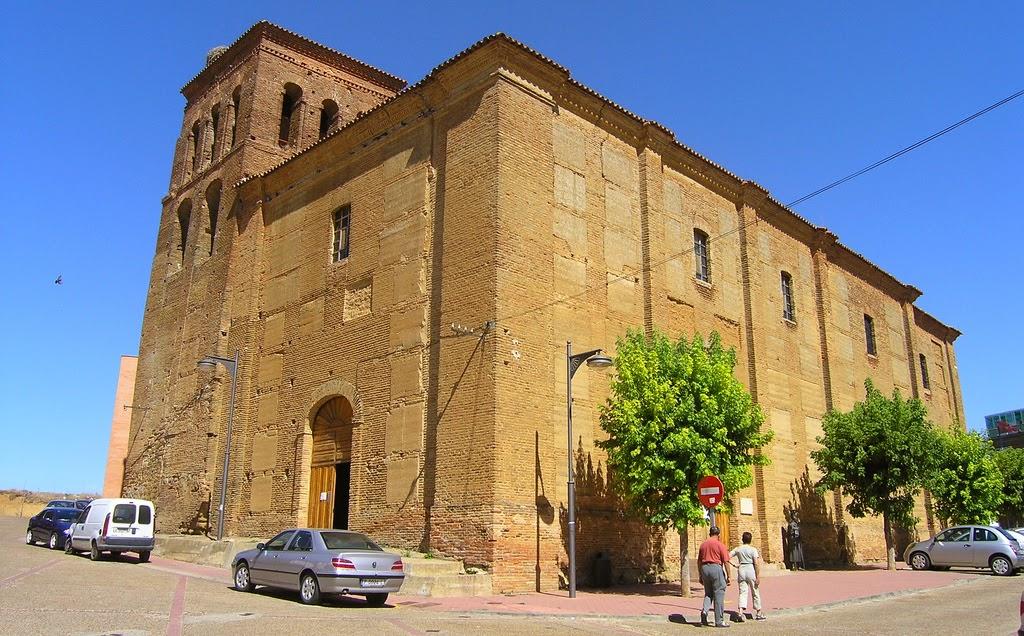 iglesia de San Juan de Sahagún, Camino de Santiago