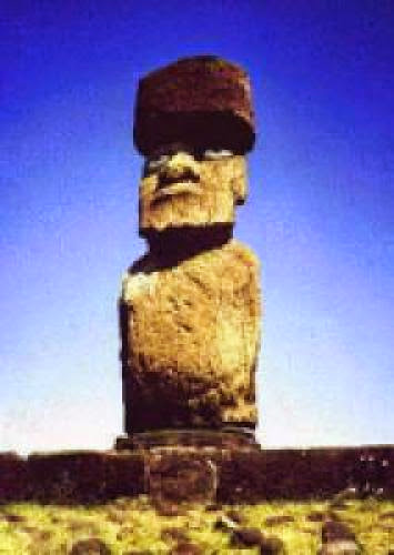 Extraterrestrials Are Claimed Creators Of The Easter Island Stone Heads