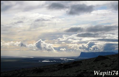 Un tour  d'Islande, au pays du feu... et des eaux. - Page 3 61-Skaftafell