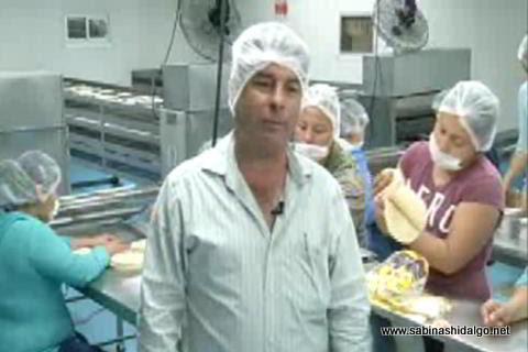 Entrevista a industriales de las tortillas de harina de Sabinas Hidalgo