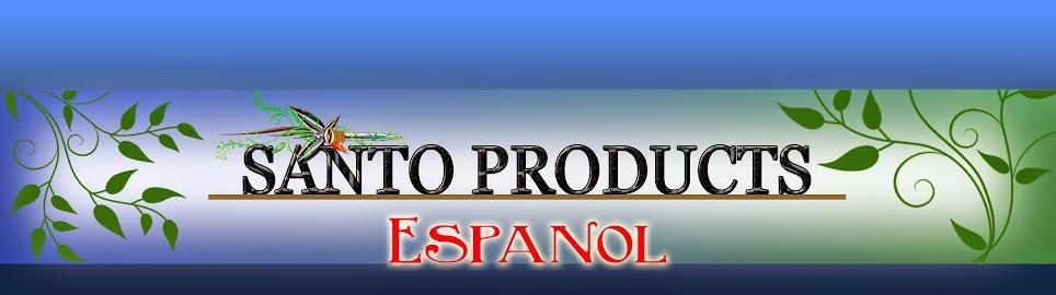 SantoProducts  Espanol